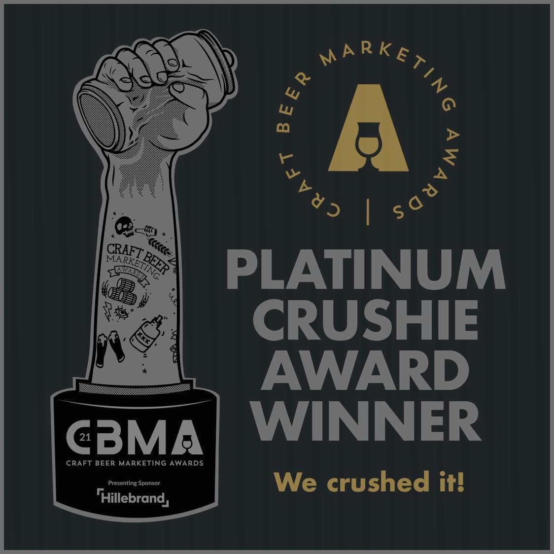 best craft beer website award